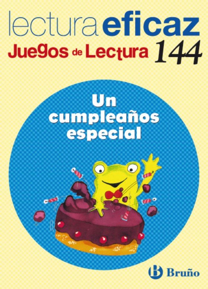 Un cumpleaños especial juegos lectura
