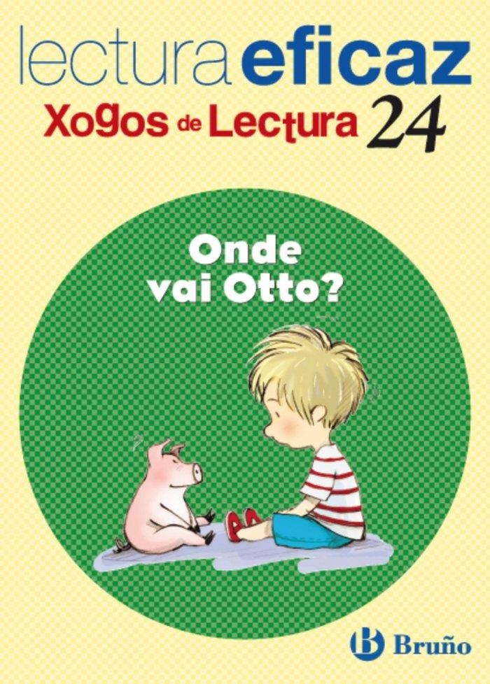 Onde vai otto xogo de lectura galicia