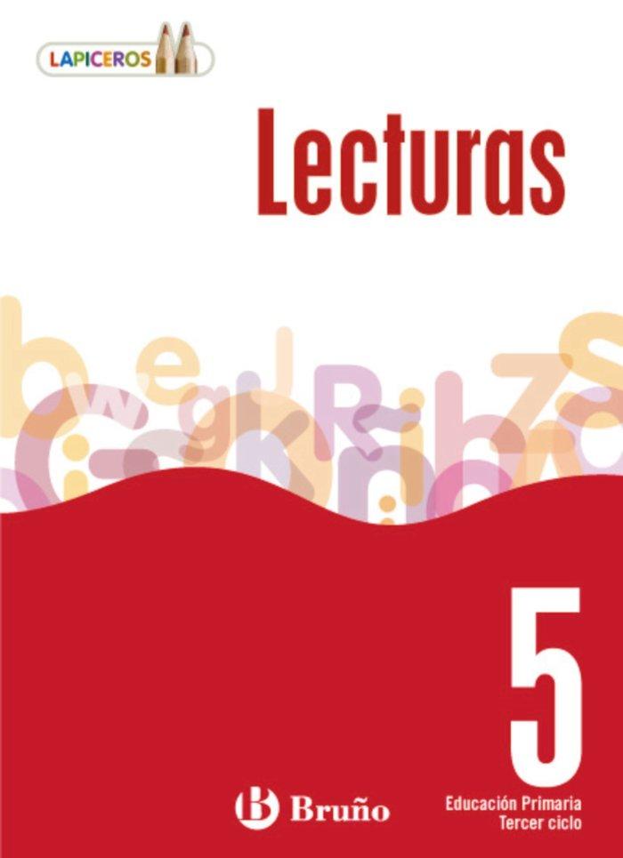 Lecturas 5ºep lapiceros 09