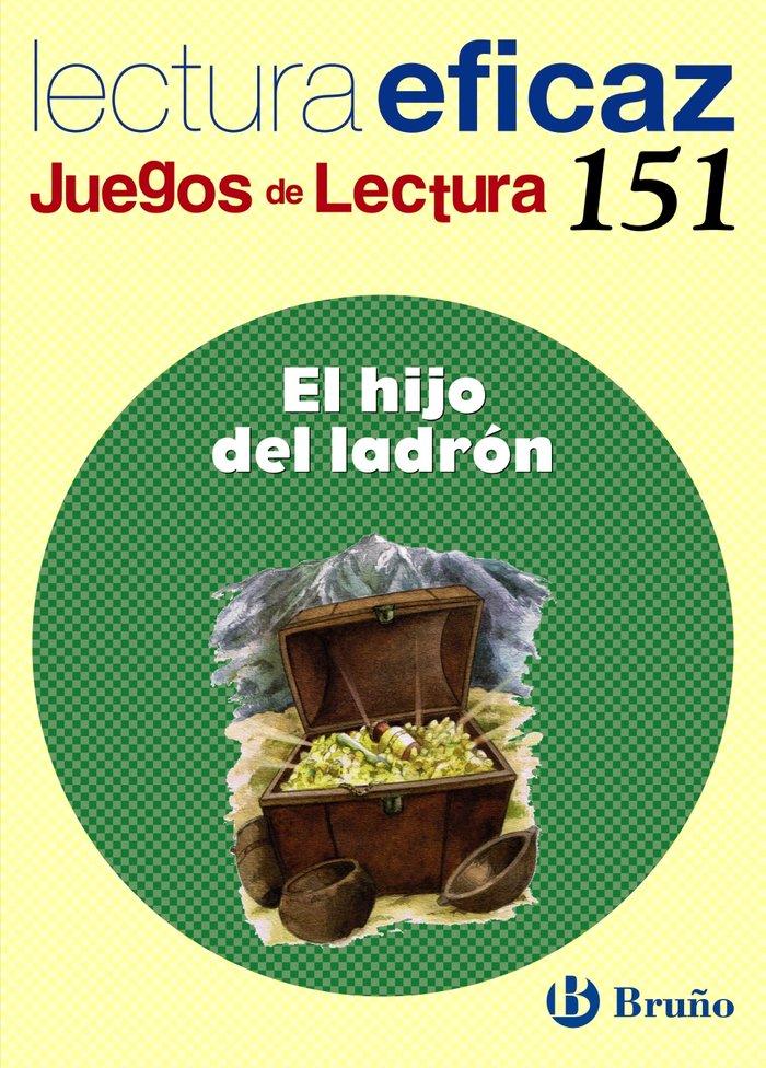 Hijo del ladron,el lectura eficaz 151