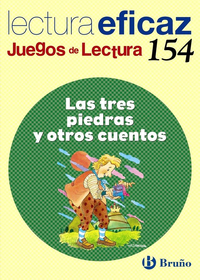 Tres piedras y otros cuentos juego lectura nº154