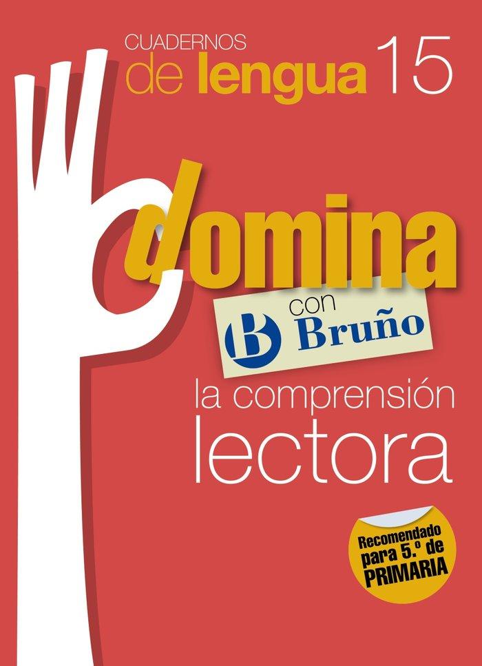 Cuaderno domina lengua 15 ep 11 comp.lectora 5    brulen29ep