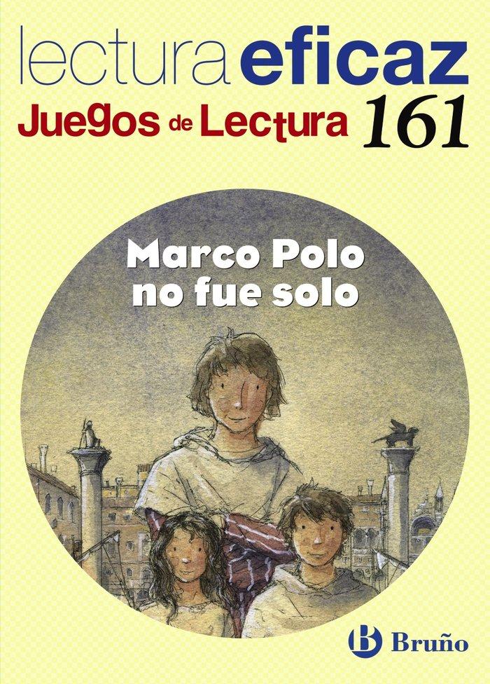 Marco polo no fue solo juegos lectura