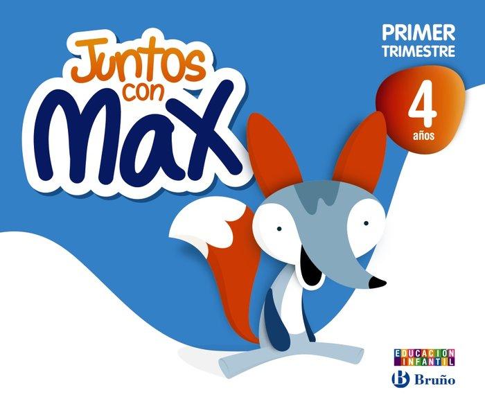 Juntos con max 4años 1ºtrimestre 13