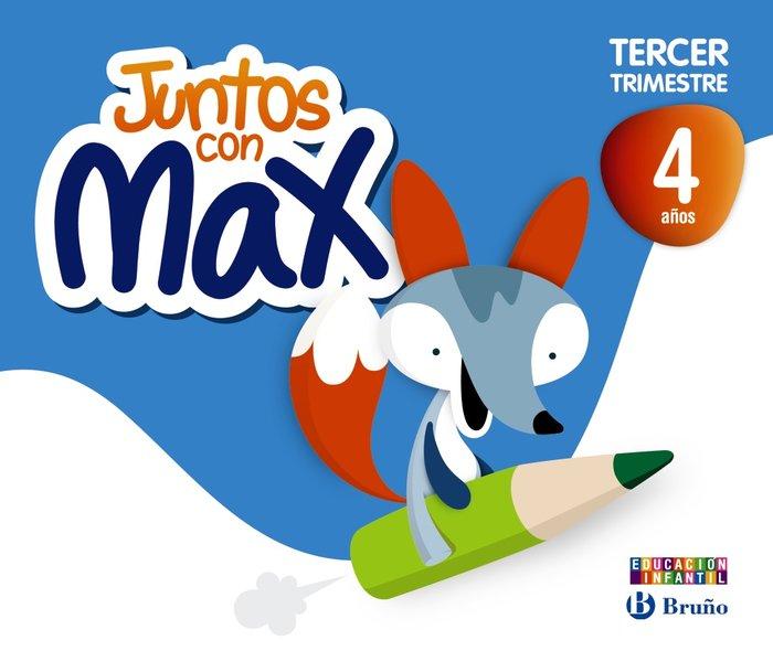 Juntos con max 4años 3ºtrimestre 13