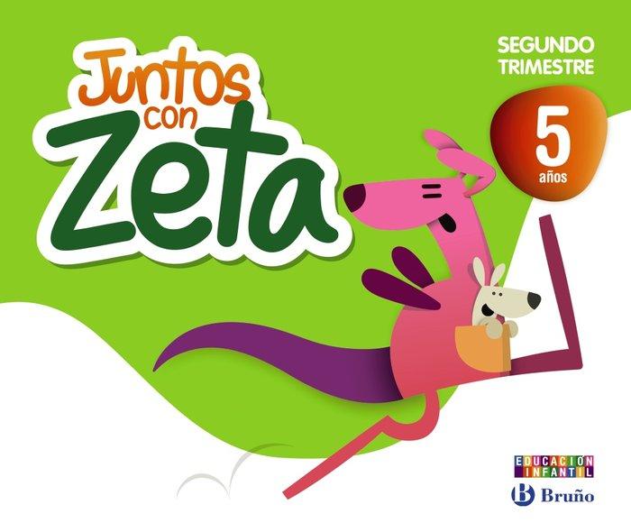 Juntos con zeta 5años 2ºtrimestre 13
