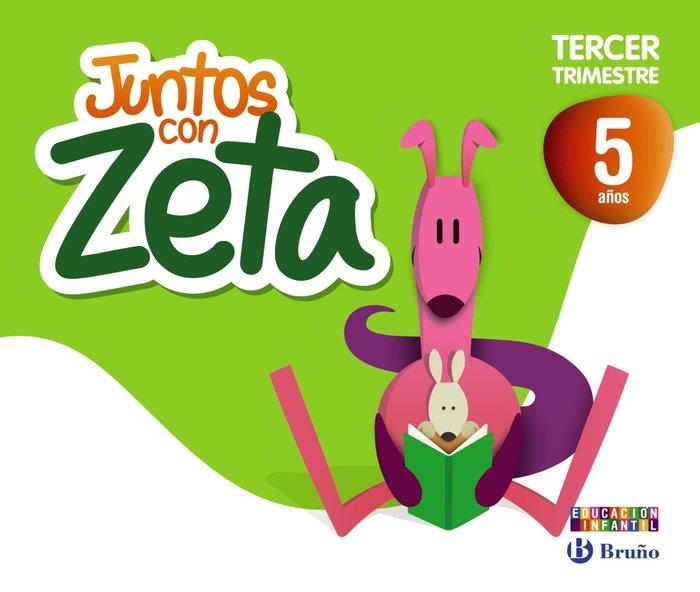 Juntos con zeta 5años 3ºtrimestre 13