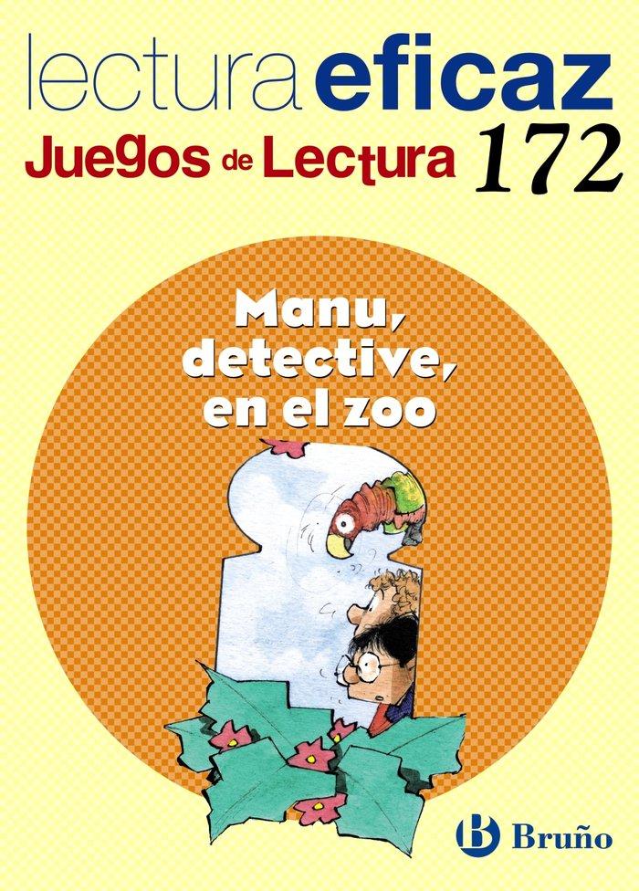 Manu detective en el zoo juegos lectura eficaz