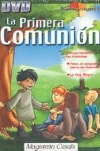 Pack mi primera comunion+dvd