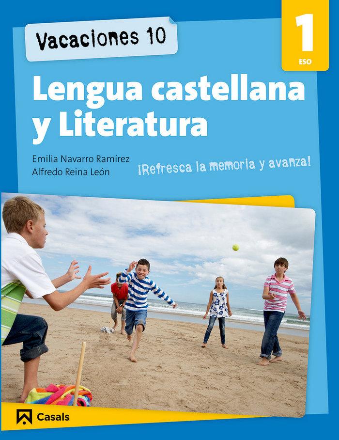 Vacaciones 10 lengua 1ºeso 13 refresca memoria avanza