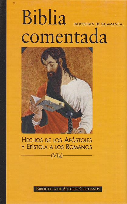 Biblia comentada vib epistolas paulinas