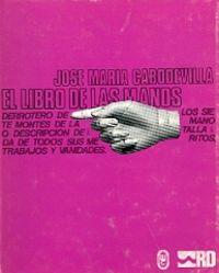 Libro de las manos.,el