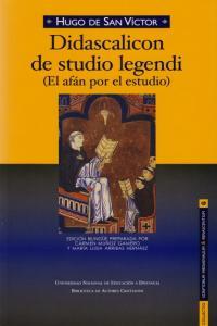 Didascalicon de studio legendi