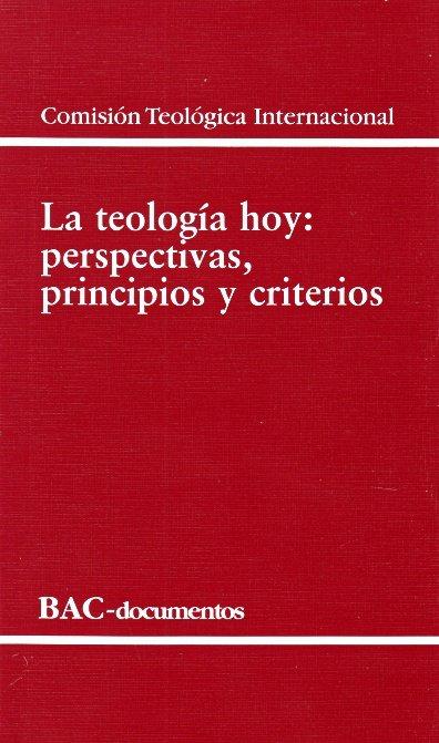Teologia hoy,la