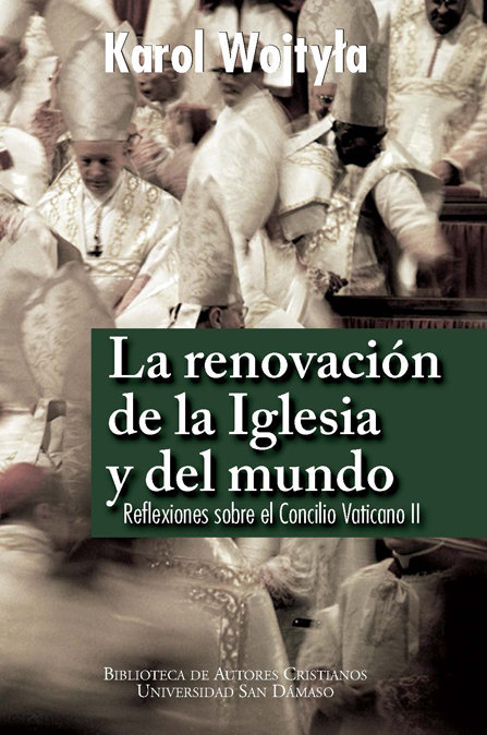 Renovacion de la iglesia y del mundo,la