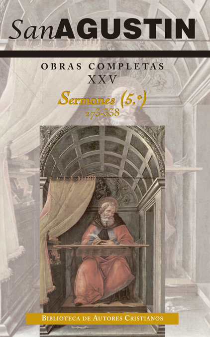 Obras completas san agustin xxv.sermones 5 273-338