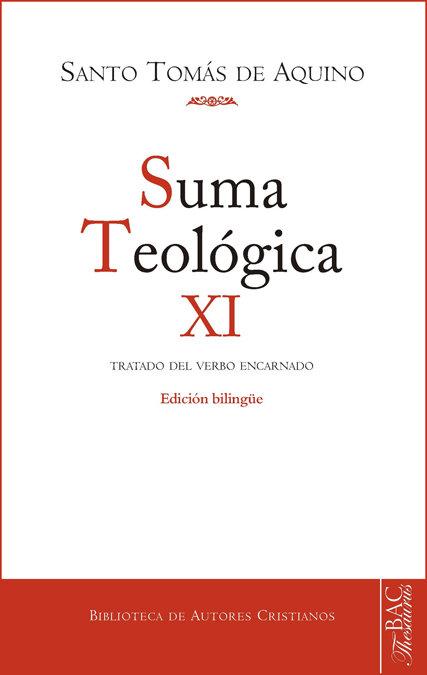 Summa teologica  xi