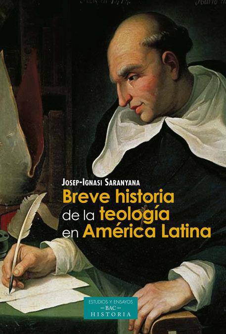 Breve historia de la teologia en america latina