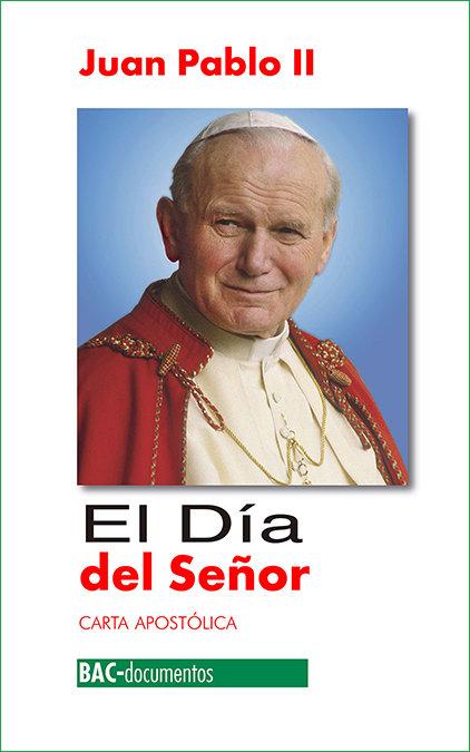 Dia del señor (dies domini), el