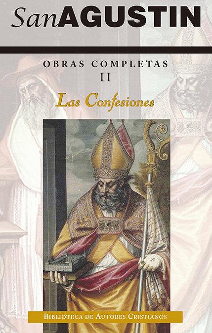 Obras completas de san agustin ii las co