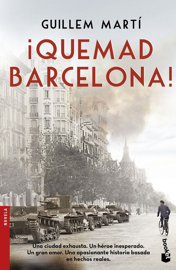 Quemad barcelona