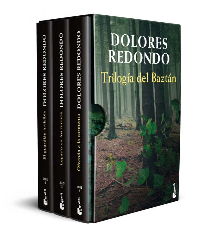 Pack trilogia del baztan