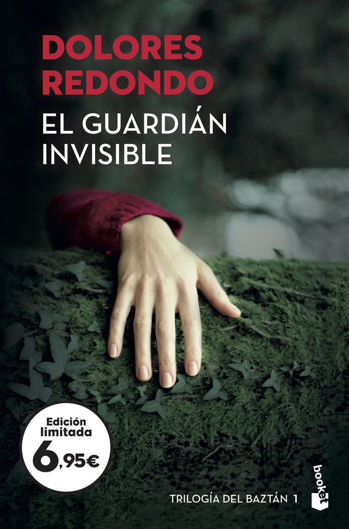 Trilogia del baztan i guardian invisible,el