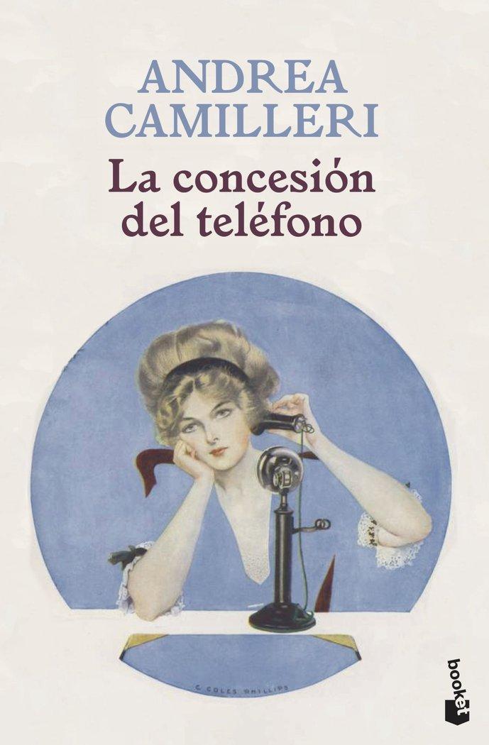 La concesion del telefono