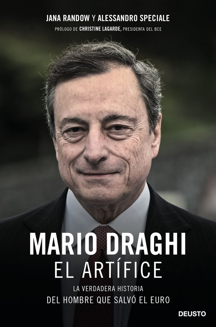Mario draghi, el artifice