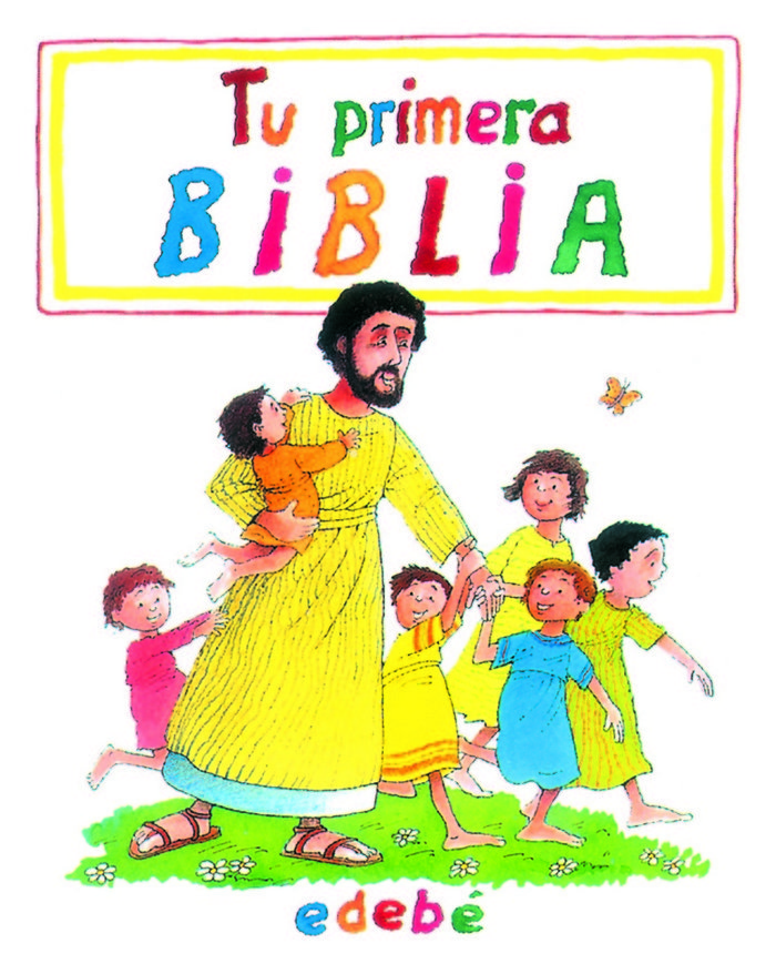 Tu primera biblia edebe