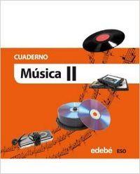 Cuaderno musica ii eso 2010
