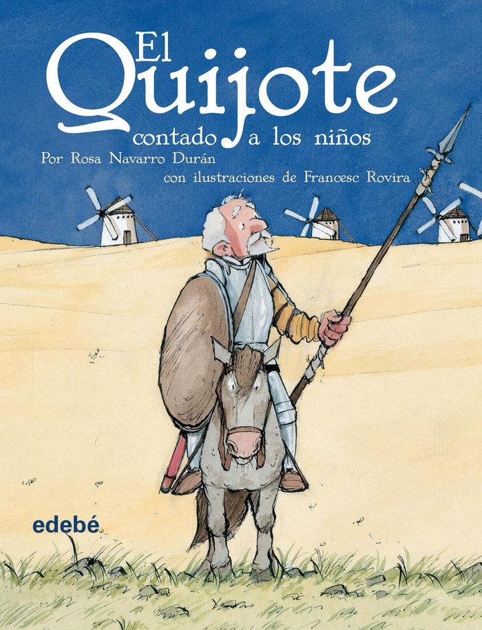 Quijote contado a los niños,el