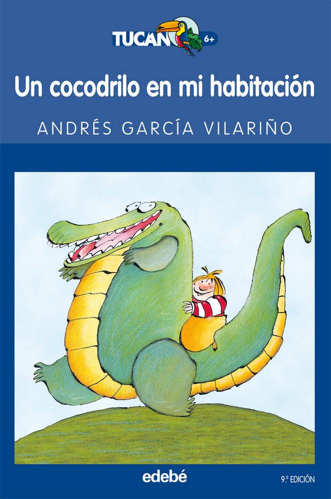 Un cocodrilo en mi habitacion 9ª