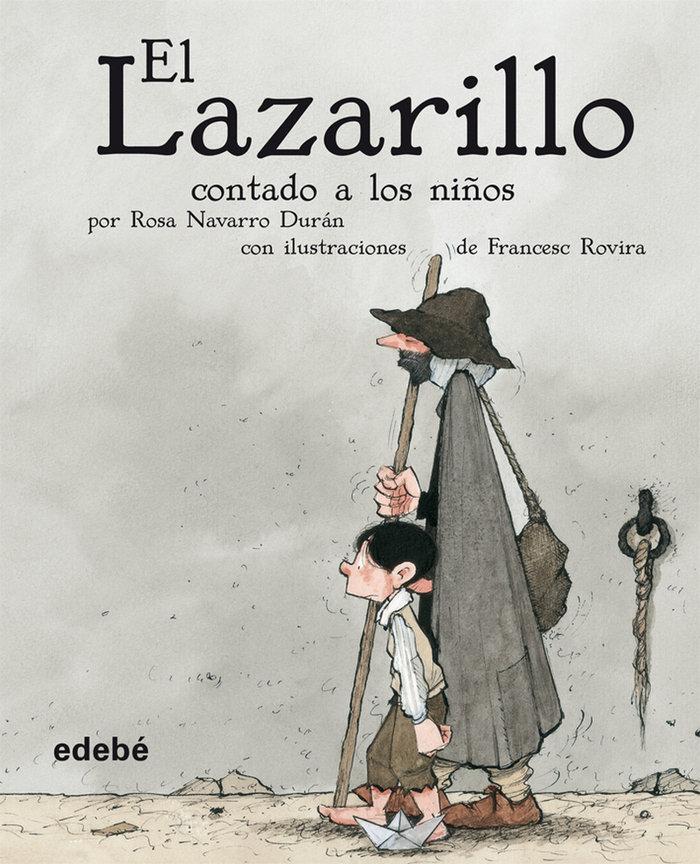 Lazarillo contado a los niños,el