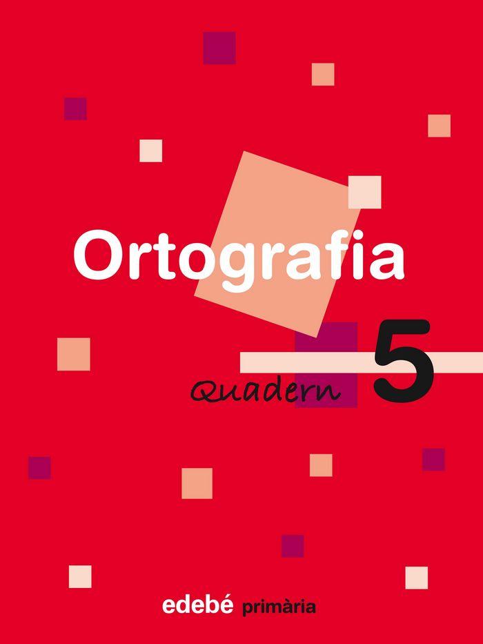 Quad.ortografia 5 ep cataluña 07 en ruta