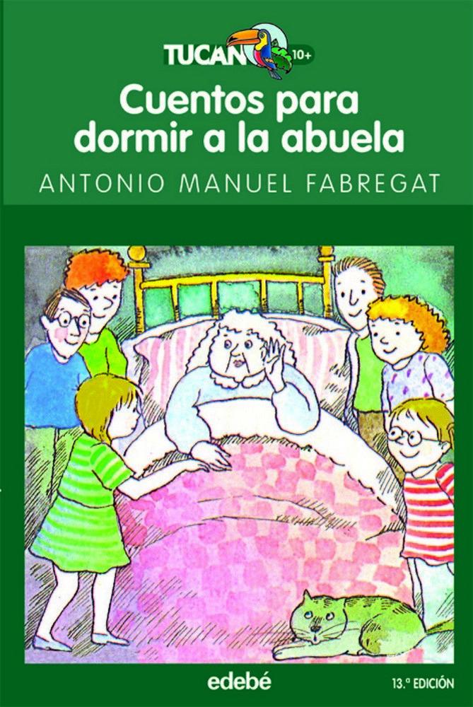 Cuentos para dormir a la abuela -tv/14-  edb