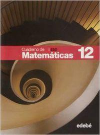 Cuaderno matematicas 12 4ºeso 08
