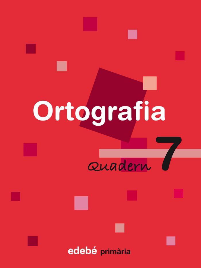 Quad.ortografia 7 ep cataluña 08 en ruta
