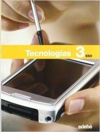 Tecnologia 3ºeso+cuaderno edebe