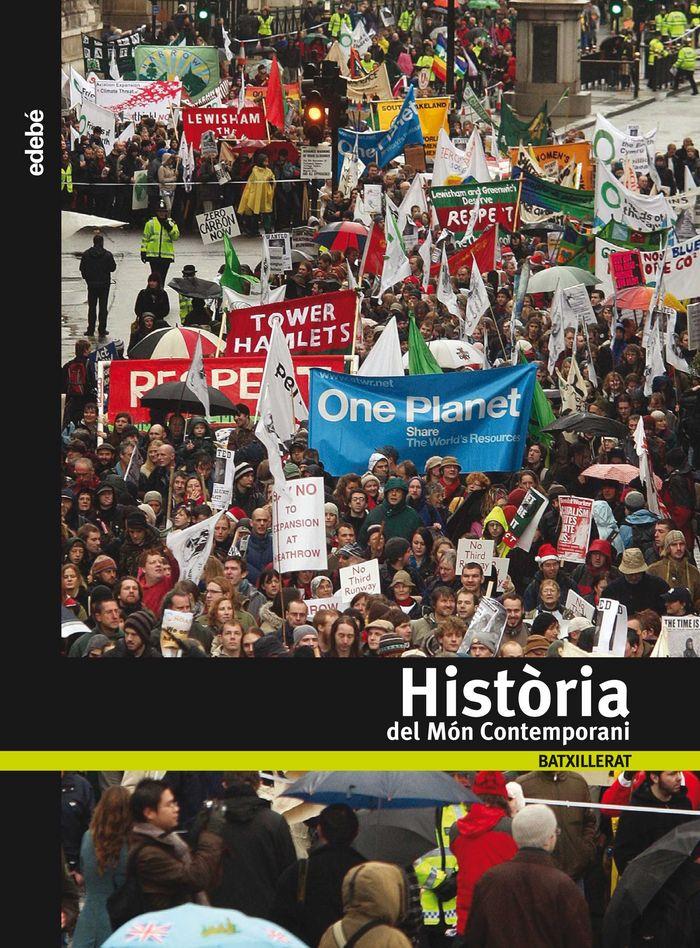 Historia del mon contemporani 1ºnb cataluña