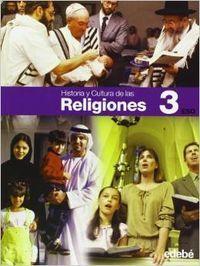 Historia religiones 3ºeso 09 edebe
