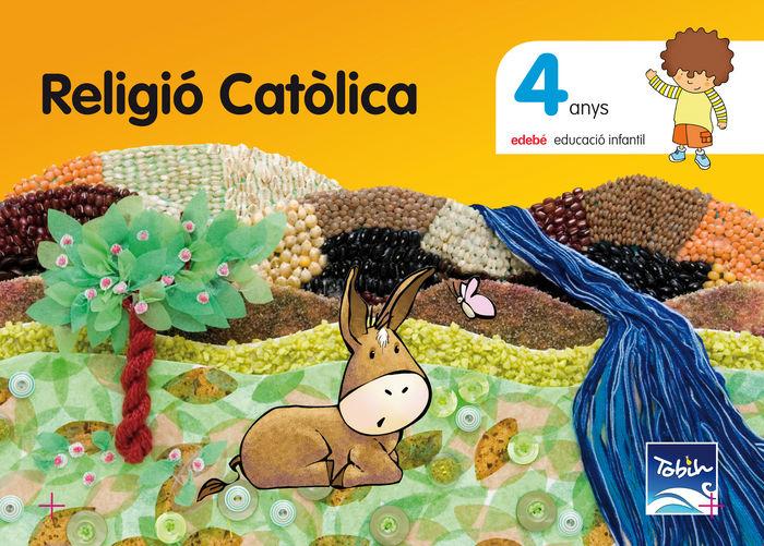 Religio 4años tobih cataluña