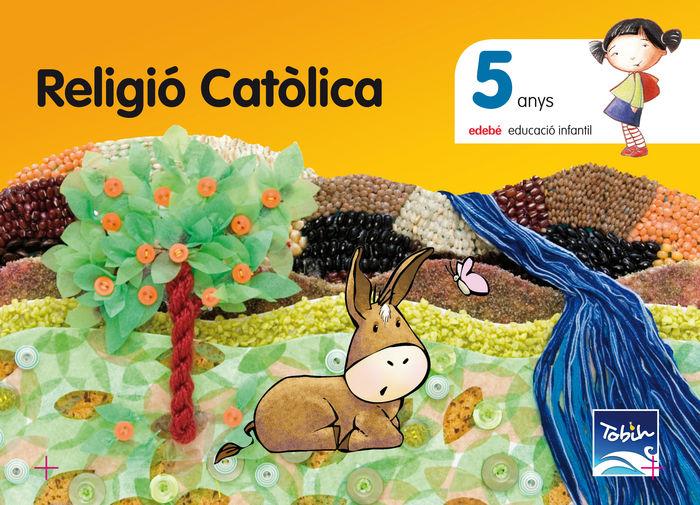 Religio 5años tobih cataluña