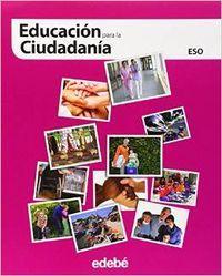 Educacion para la ciudadania eso 2010