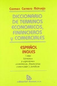 Dic.terminos economicos financieros ingles