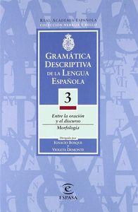 Gramatica descriptiva tomo iii