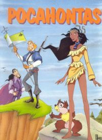 Pocahontas clasicos de siempre