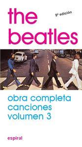 Canciones iii de the beatles