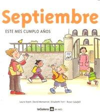 Septiembre este mes cumplo años
