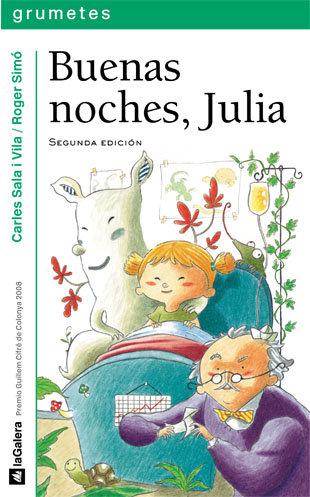 Buenas noches julia